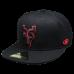 Gorra Venados Fitted Negro 2020-21