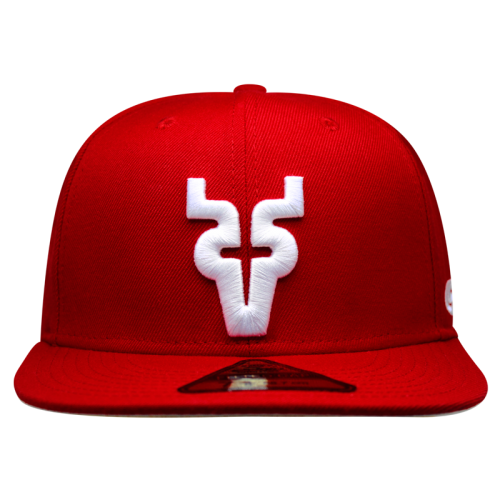 Gorra Venados Fitted Roja 2020-21