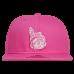 Gorra Yaquis Snapback Pink Carita