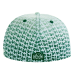 Gorra Cañeros Fitted Diamond Bco Sub/Vde LM