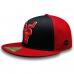 Gorra Venados Fitted Negro/Rojo 18-19