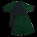 Conjunto Leones de Yucatán gris verde niño