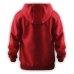 Hoodie Venados Roja 18-19