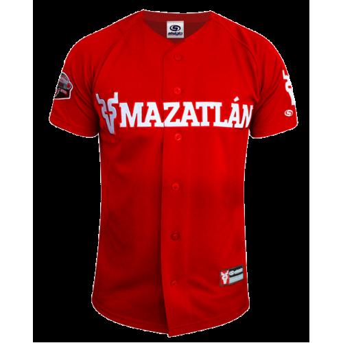 Jersey Venados caballero rojo 2019-20