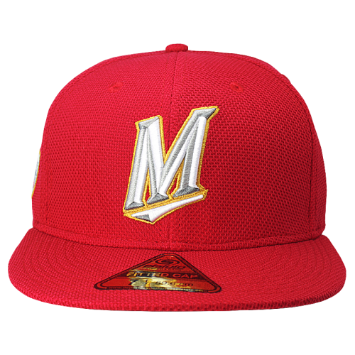 Gorra Venados Diamond Rojo Temp. 16-17