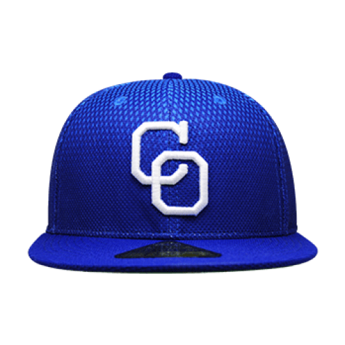 Gorra Yaquis de Cd. Obregón Diamond Sub Dark Royal Temp. 2018-19