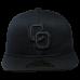 Gorra Yaquis Snapback Negro CO 19-20