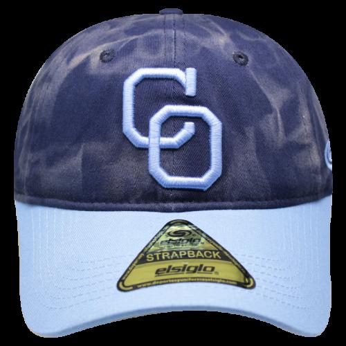 Gorra Yaquis Strap Graphene Navy Blue/ Sky Blue CO 19