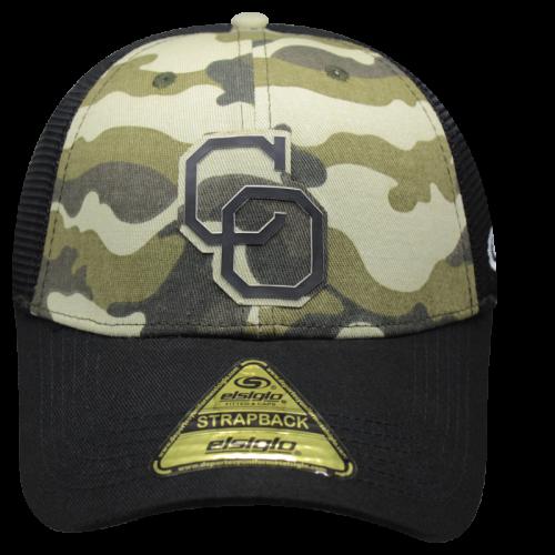 Gorra Yaquis Strapback Militare Green Camo CO