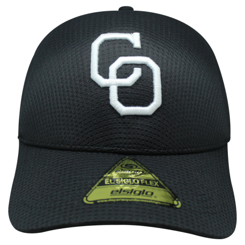 Gorra Yaquis Seamless Black CO 19-20