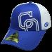 Gorra Yaquis The Big CO Royal Blue 19-20