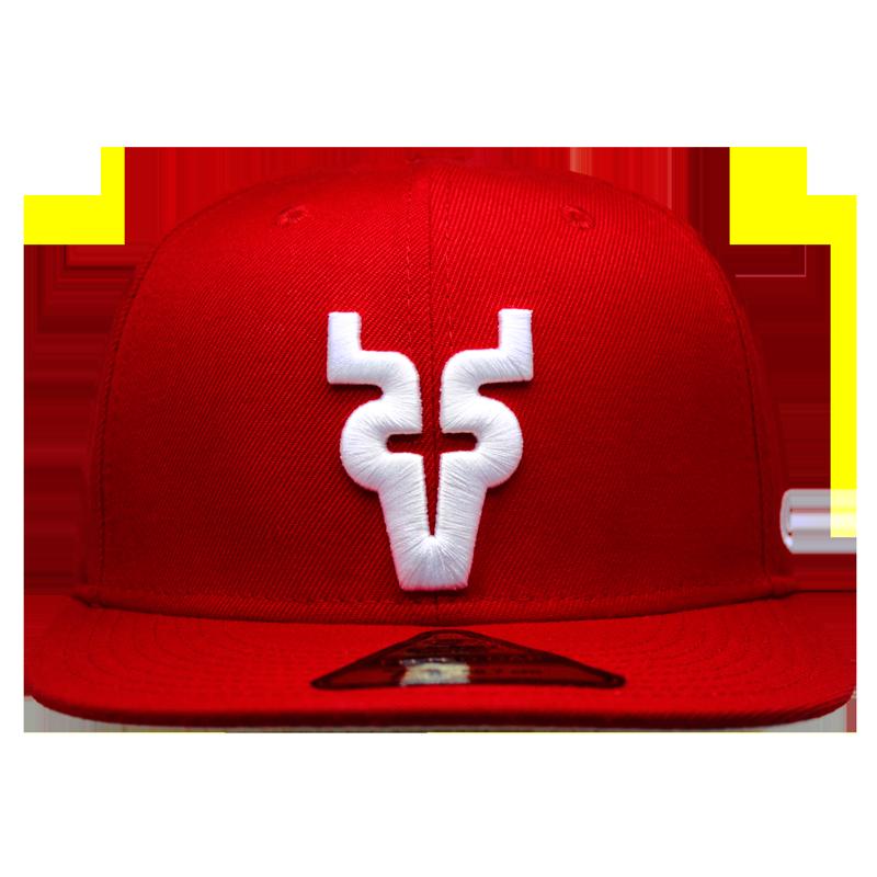 Gorra Venados Fitted Roja 2020-21