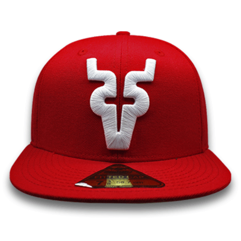 Gorra Fitted Venados Roja 18-19