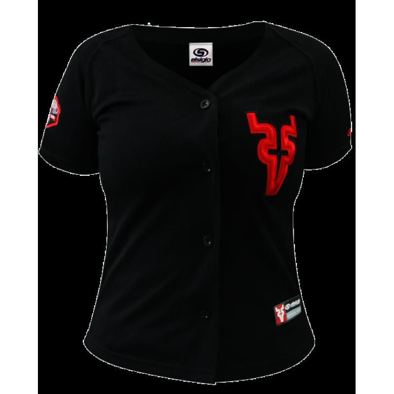 Jersey Venados dama negro 2019-20