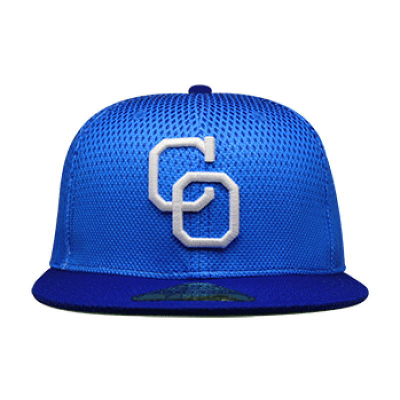 Gorra Yaquis de Cd. Obregón Diamond Sub Dark/Cielo Temp. 2018-19