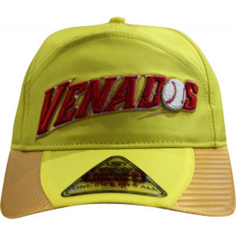 Gorra Venados Strapback Amarilla